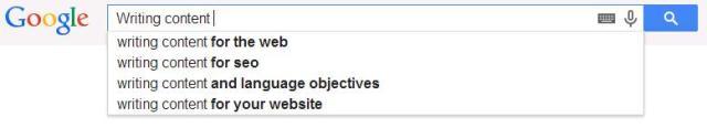 Google Keyword Alphabet Soup Technic